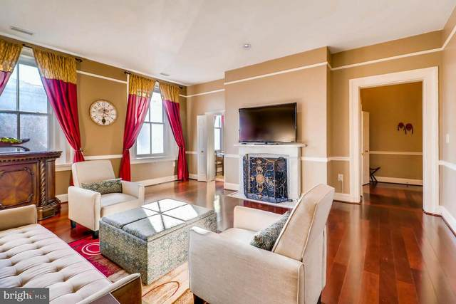 14 Mount Vernon Place #203, BALTIMORE, MD 21202 (#MDBA508242) :: The Licata Group/Keller Williams Realty