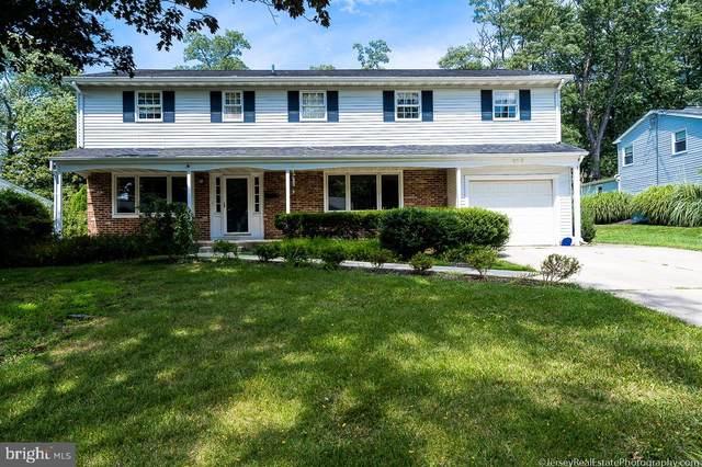 409 Barby Lane, CHERRY HILL, NJ 08003 (#NJCD392224) :: Bob Lucido Team of Keller Williams Integrity