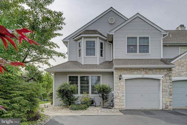 101 Polo Drive, NORTH WALES, PA 19454 (#PAMC647020) :: Linda Dale Real Estate Experts