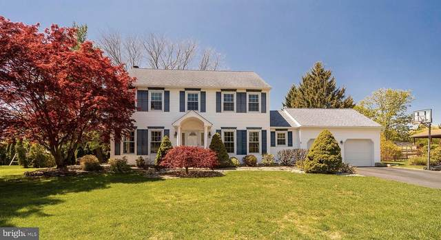 7 Dustin Drive, LAWRENCE TOWNSHIP, NJ 08648 (#NJME294726) :: Bob Lucido Team of Keller Williams Integrity