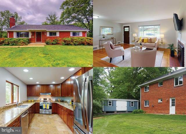 7020 Donna Circle, ANNANDALE, VA 22003 (#VAFX1125132) :: Debbie Dogrul Associates - Long and Foster Real Estate