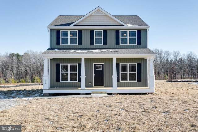 6643 Sacagawea Street, RUTHER GLEN, VA 22546 (#VACV122106) :: John Lesniewski | RE/MAX United Real Estate