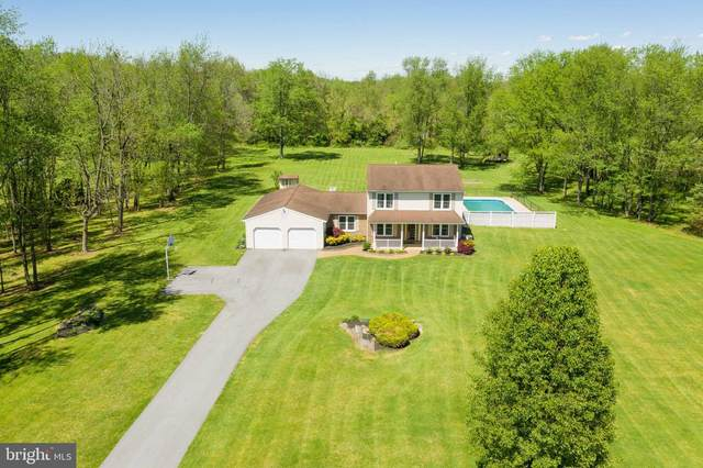 234 Duncan Field Ln, CHARLES TOWN, WV 25414 (#WVJF138610) :: Network Realty Group