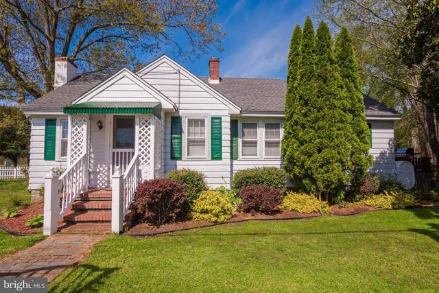 12239 Saint Martins Neck Road, BISHOPVILLE, MD 21813 (#MDWO113488) :: RE/MAX Coast and Country