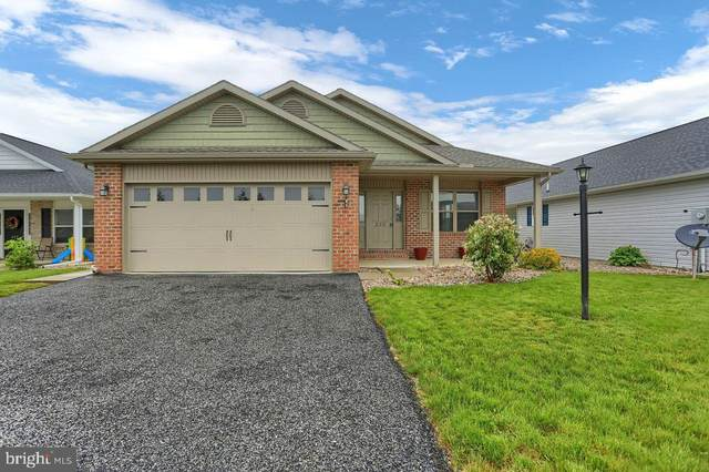 233 Benedict Avenue, CHAMBERSBURG, PA 17202 (#PAFL172354) :: The Gus Anthony Team