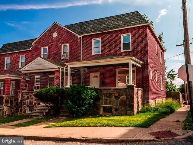 3101 Brendan Avenue, BALTIMORE, MD 21213 (#MDBA508396) :: Corner House Realty