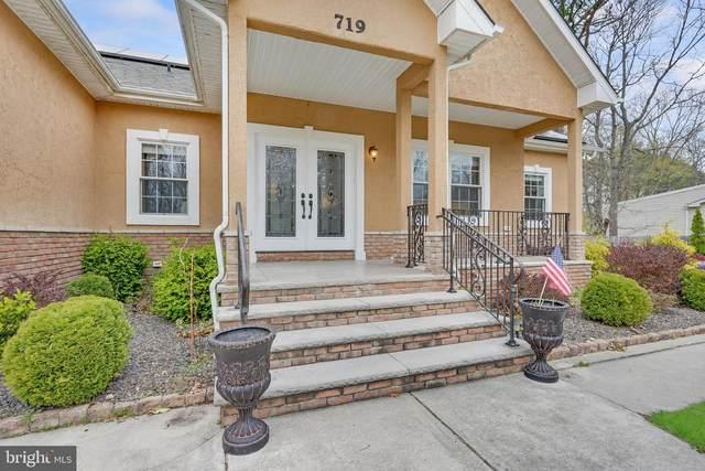 719 4TH Avenue S, GALLOWAY, NJ 08205 (MLS #NJAC113502) :: The Dekanski Home Selling Team