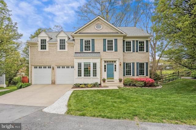 11118 West Avenue, KENSINGTON, MD 20895 (#MDMC705254) :: Revol Real Estate