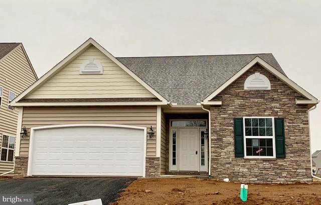 504 Jared Way #15, NEW HOLLAND, PA 17557 (#PALA162282) :: The Heather Neidlinger Team With Berkshire Hathaway HomeServices Homesale Realty