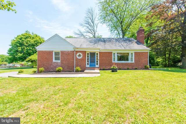 2307 Old Frederick Road, BALTIMORE, MD 21228 (#MDBC492334) :: Bob Lucido Team of Keller Williams Integrity