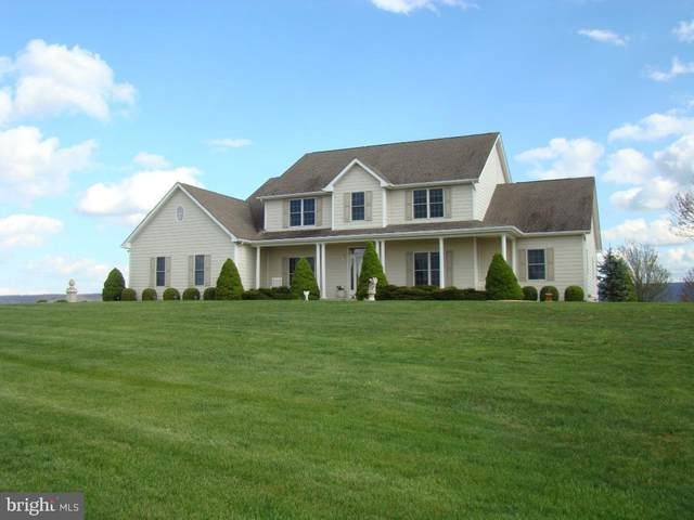 669 Parishville Road, GORE, VA 22637 (#VAFV157110) :: SURE Sales Group