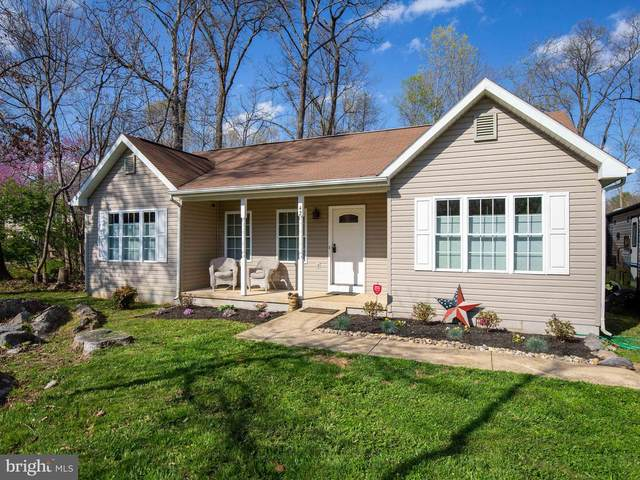 42 Derby Place, CHARLES TOWN, WV 25414 (#WVJF138632) :: Network Realty Group