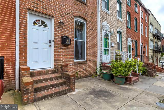 1813 E Lombard Street, BALTIMORE, MD 21231 (#MDBA508458) :: The Miller Team