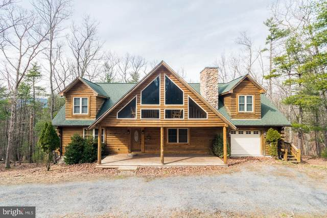 501 Brawley, BASYE, VA 22810 (#VASH119080) :: Dart Homes