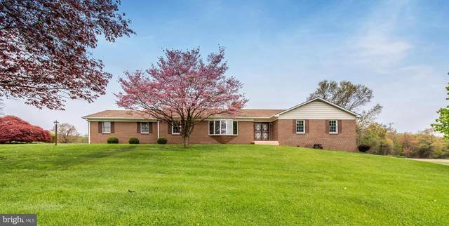 10544 Stull Road, FREDERICK, MD 21702 (#MDFR263306) :: AJ Team Realty
