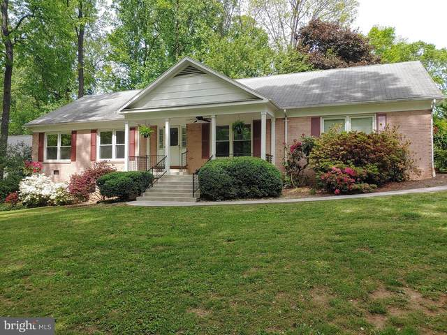 910 Tuscawilla Drive, CHARLES TOWN, WV 25414 (#WVJF138648) :: Hill Crest Realty