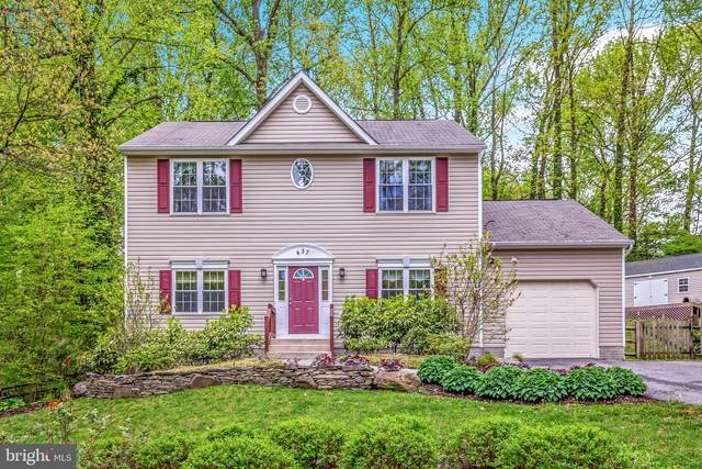 437 Alder Trail, CROWNSVILLE, MD 21032 (#MDAA432482) :: The Riffle Group of Keller Williams Select Realtors