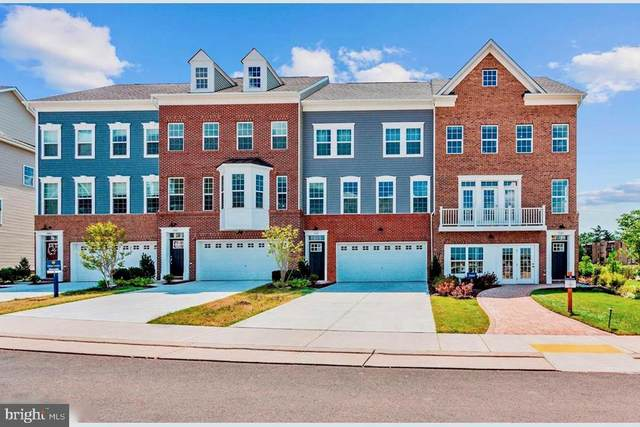 7450 Wilmer Way, MANASSAS, VA 20109 (#VAPW493546) :: John Smith Real Estate Group