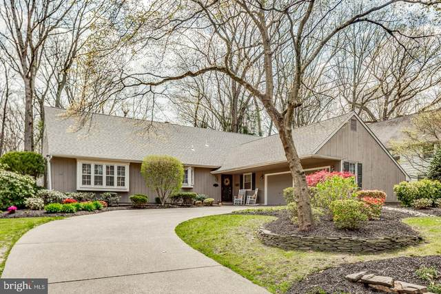 113 Wexford Drive, CHERRY HILL, NJ 08003 (#NJCD392364) :: Bob Lucido Team of Keller Williams Integrity