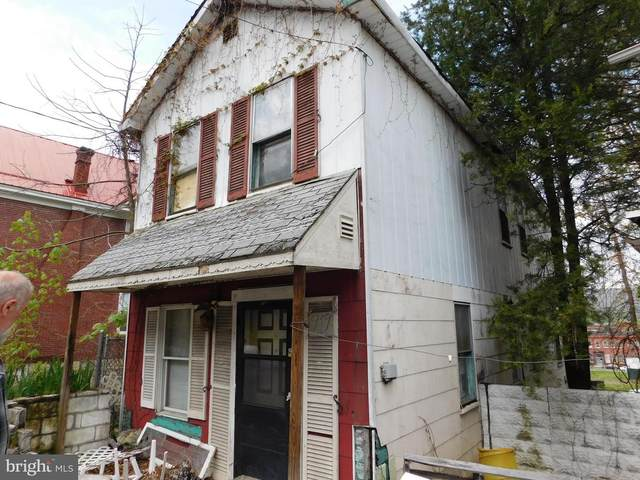 919 Maryland Avenue, CUMBERLAND, MD 21502 (#MDAL134124) :: The MD Home Team