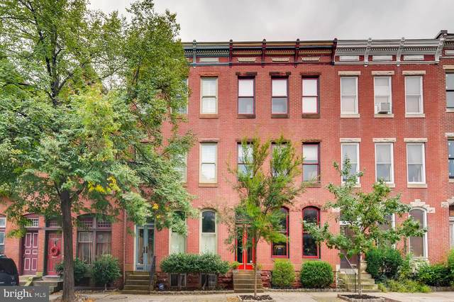 2227 E Baltimore Street, BALTIMORE, MD 21231 (#MDBA508554) :: Network Realty Group