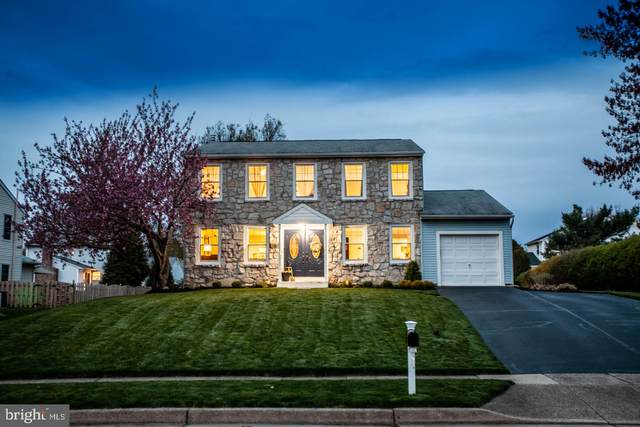 219 Yorkshire Drive, NEWTOWN, PA 18940 (MLS #PABU495244) :: The Premier Group NJ @ Re/Max Central