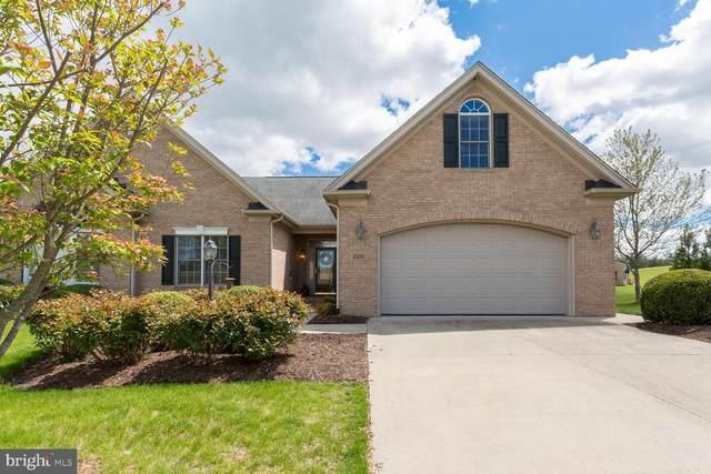 320 Laurel Wood Run, WAYNESBORO, VA 22980 (#VAWB100030) :: Tessier Real Estate
