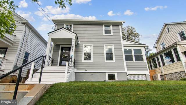 4021 22ND Street NE, WASHINGTON, DC 20018 (#DCDC467050) :: The MD Home Team