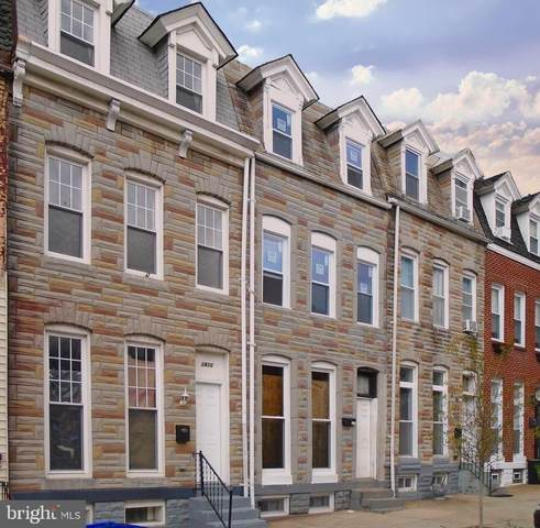 1810 N Caroline Street, BALTIMORE, MD 21213 (#MDBA508564) :: Shamrock Realty Group, Inc