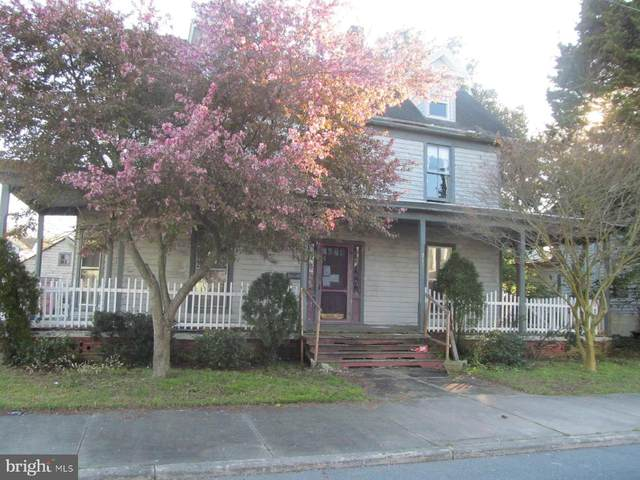 210 Walnut Street, POCOMOKE CITY, MD 21851 (#MDWO113520) :: RE/MAX Coast and Country