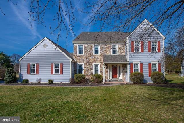 1104 Duncan Way, CHESTER SPRINGS, PA 19425 (#PACT505160) :: Nexthome Force Realty Partners