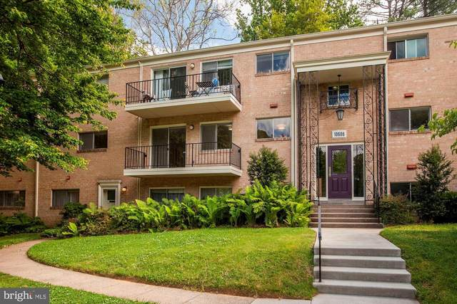 10606 Montrose Avenue M-101, BETHESDA, MD 20814 (#MDMC705454) :: Revol Real Estate