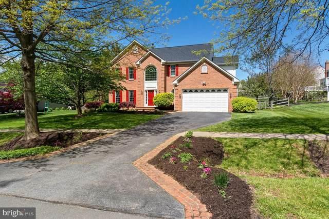 23512 Elk Grove Terrace, DAMASCUS, MD 20872 (#MDMC705464) :: Revol Real Estate
