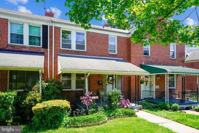 811 N Chapelgate Lane, BALTIMORE, MD 21229 (#MDBA508604) :: Radiant Home Group
