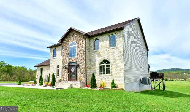 2292 Little Georgetown Road, HEDGESVILLE, WV 25427 (#WVBE176756) :: City Smart Living