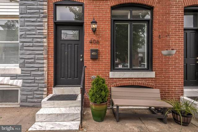 406 S Clinton Street, BALTIMORE, MD 21224 (#MDBA508644) :: SURE Sales Group