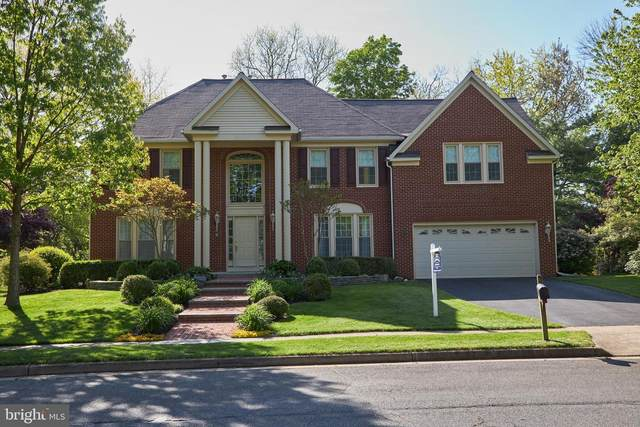 211 Whitney Place NE, LEESBURG, VA 20176 (#VALO409556) :: The Licata Group/Keller Williams Realty