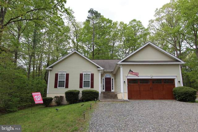1005 Lake Heritage Drive, RUTHER GLEN, VA 22546 (#VACV122120) :: The Riffle Group of Keller Williams Select Realtors