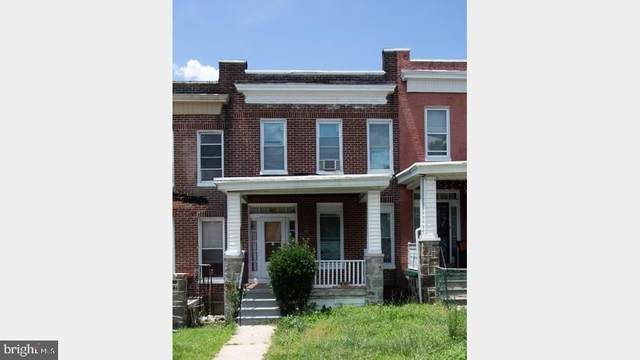 1006 N Rosedale Street, BALTIMORE, MD 21216 (#MDBA508668) :: The Licata Group/Keller Williams Realty