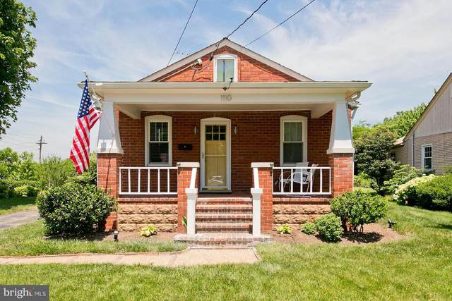 1110 Woodland Avenue, WINCHESTER, VA 22601 (#VAWI114356) :: The MD Home Team