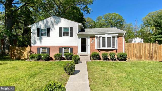 13722 Smallwood Court, CHANTILLY, VA 20151 (#VAFX1125742) :: Pearson Smith Realty