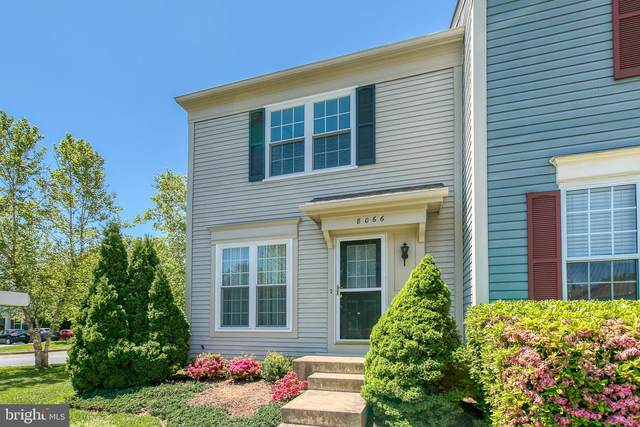 8066 Topper Court, ALEXANDRIA, VA 22315 (#VAFX1125748) :: The Licata Group/Keller Williams Realty