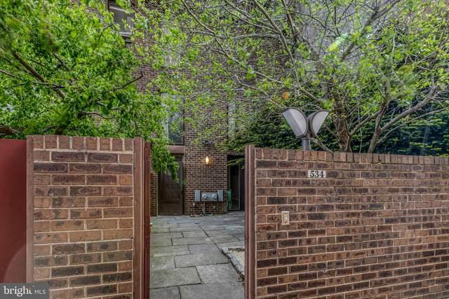 534 Manning Walk, PHILADELPHIA, PA 19106 (#PAPH891622) :: Tessier Real Estate