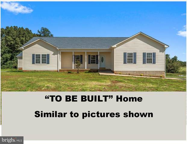 7 A Bear Ridge Lane, RIXEYVILLE, VA 22737 (#VACU141332) :: AJ Team Realty