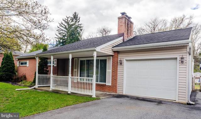 11616 Robinwood Drive, HAGERSTOWN, MD 21742 (#MDWA171970) :: ExecuHome Realty