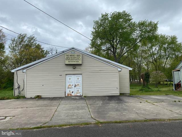 468 Colfax Street, BRIDGETON, NJ 08302 (#NJCB126650) :: Tessier Real Estate