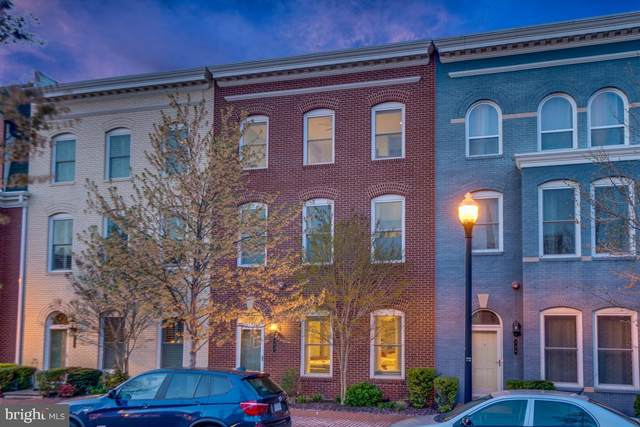 724 E Custis Avenue, ALEXANDRIA, VA 22301 (#VAAX245820) :: Coleman & Associates