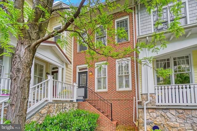 1304 N Danville Street, ARLINGTON, VA 22201 (#VAAR162114) :: The Piano Home Group