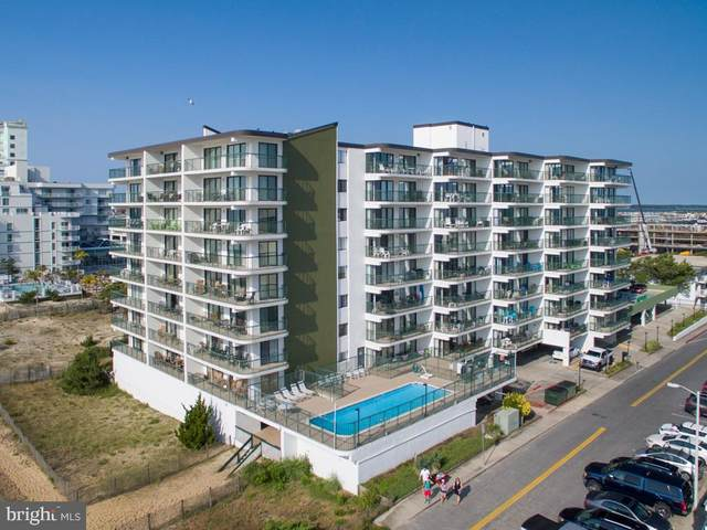 3 35TH Street #408, OCEAN CITY, MD 21842 (#MDWO113544) :: Atlantic Shores Sotheby's International Realty
