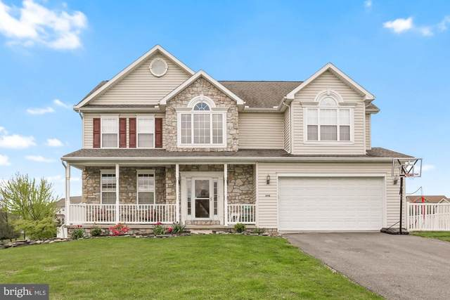 1392 Mallard Drive E, CHAMBERSBURG, PA 17202 (#PAFL172400) :: Bob Lucido Team of Keller Williams Integrity